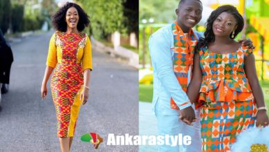 23 Amazing Kente Fashion Dresses With Traditional Attires