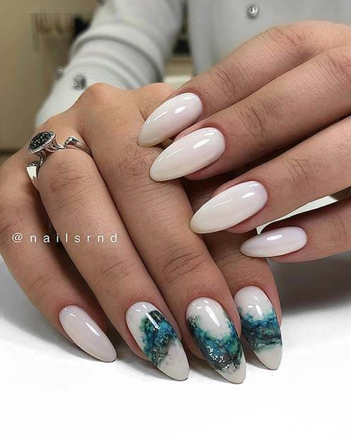 26+ Perfect Nail Designs With Nails Trend to Copy In 2020