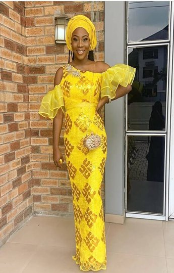 29 Latest Aso Ebi Wedding Styles Attires 2021