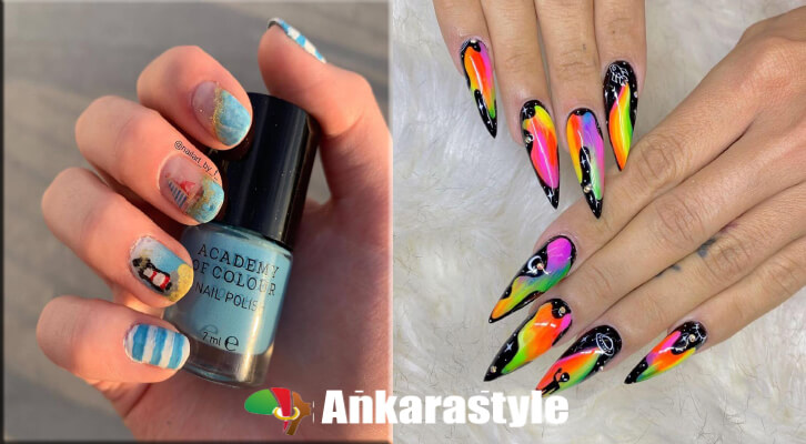 24+ Best Acrylic Summer Nails 2020 Trends Look To Copy