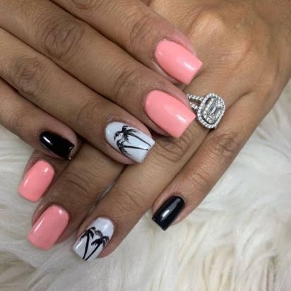 Summer Beach Nails 2020 trends