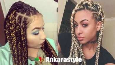27 Dookie Braids Ponytails That Are Best To Copy In 2020