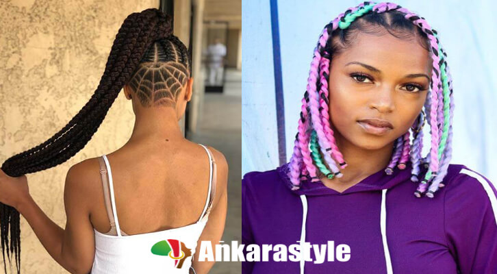 23+ Attractive Braided Hairstyles for Girls Will Make You Happy
