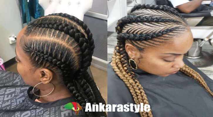 How to Make a Fishbone Braids