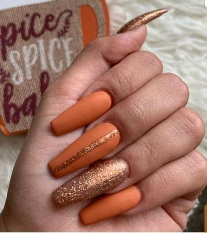 26+ Latest Trendy Halloween Acrylic Nails Tutorials 2020