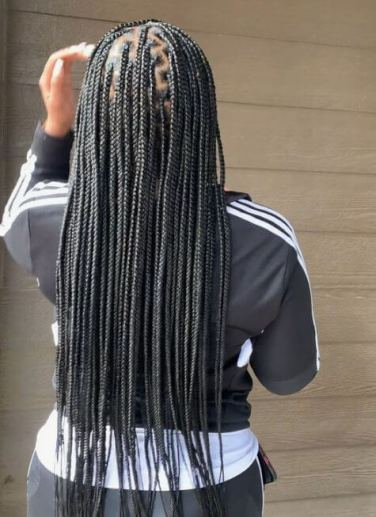 How To Style Knotless Braids In 2020 With Awesome 23 Ways