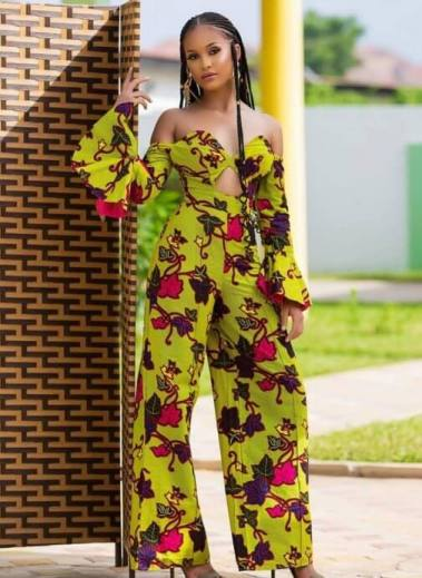 Bell Hand Jumpsuit