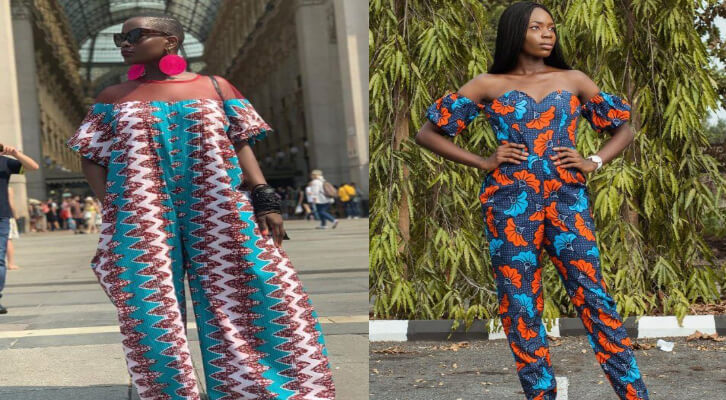30 Best Ankara Jumpsuit Styles 2021 To be Amazing