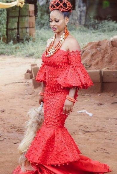 Asoebi Outfits