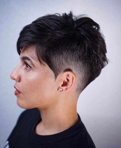 Low Fade Haircut Ideas
