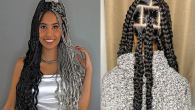23 Stunning 90s Braids Hairstyles You Will Love Now
