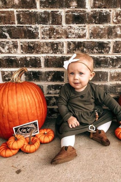 20+ Amazing Thanksgiving Baby Announcement Ideas To DIY Now