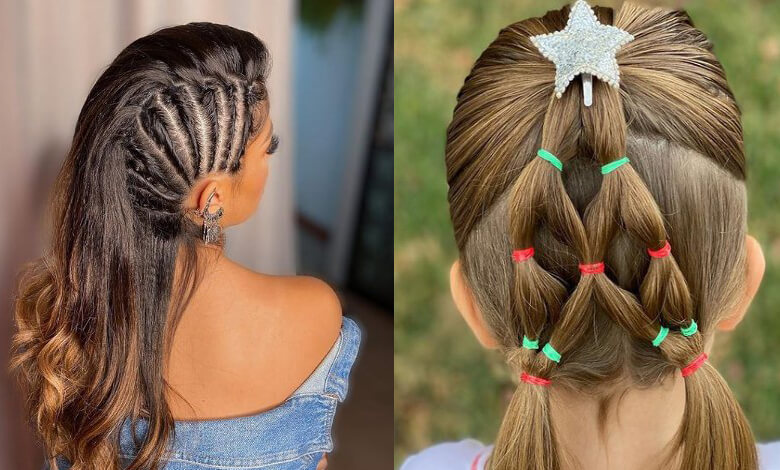Hairstyles Christmas 2021 20 Best Christmas And New Year Eve Hairstyles In 2021 Ankarastyle