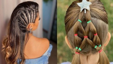 20+ Best Christmas and New Year Eve Hairstyles In 2021