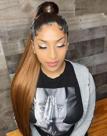 21 Rubber Band Hairstyle Ponytails