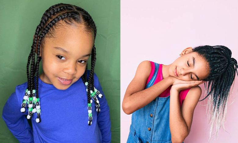 26 Splendid Braided Hairstyles For Kids 2021 To Create Now