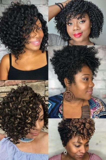 29 Amazing Short Crochet Hairstyles 2021 To Wear Now