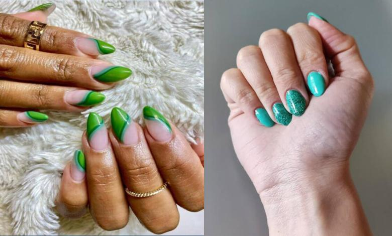 23 St Patrick's Day Nails 2021 - Perfect To DIY Now