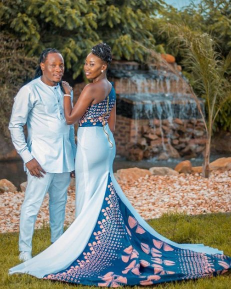 11. Tswana traditional wedding dresses 2021