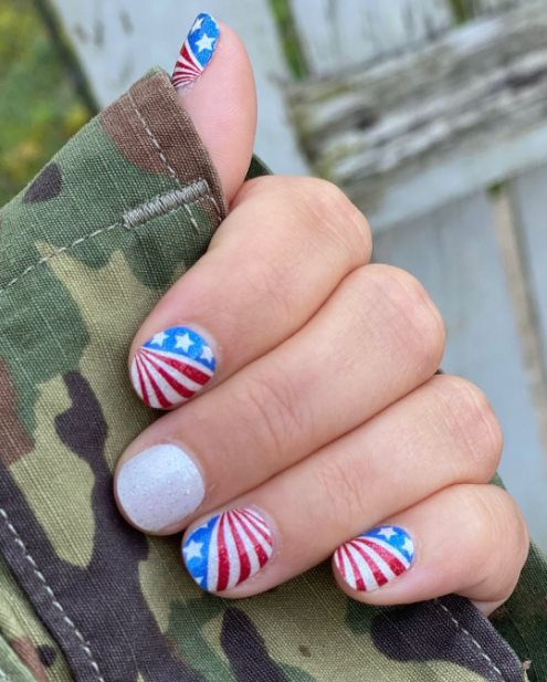 Memorial Day nails 2021 - Awesome Ideas And Designs
