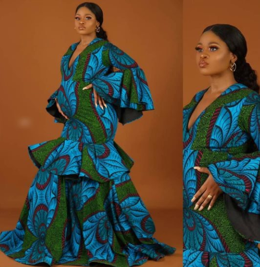 21 Best African Maternity Dress Styles To Rock In 2021