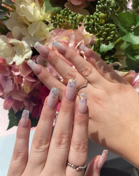 Angels and Nail Stickers