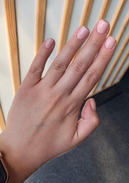 Iced Milk Latte nail polish