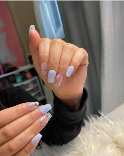 Summer nails for kids