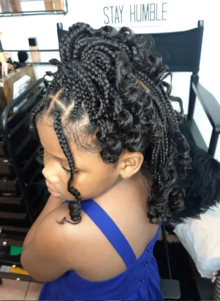 Vixen crochet braids