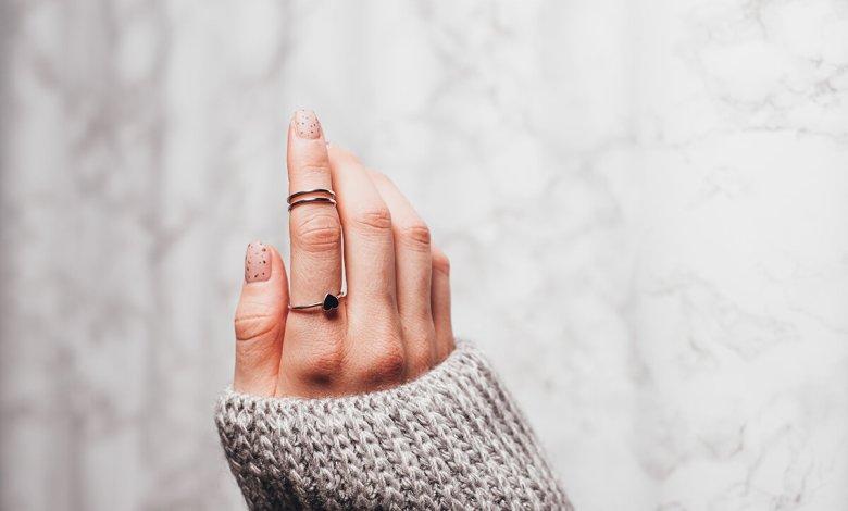 23 Handsome Diamond Nail Designs 2021 You Will Adore