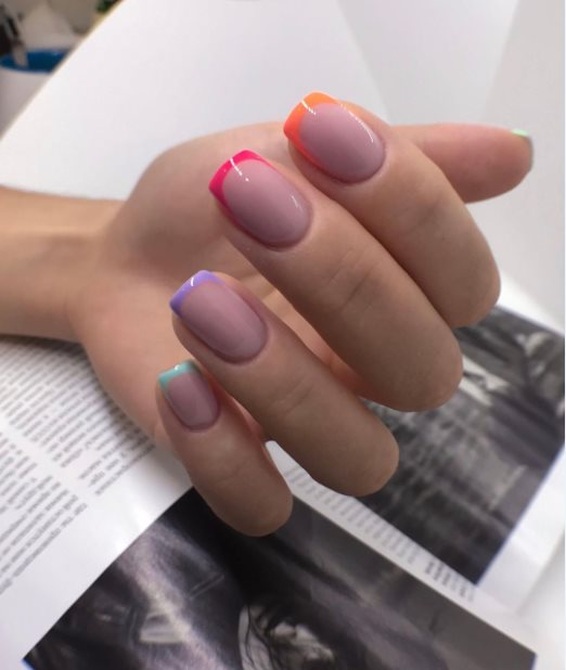 Back to School Nails ideas