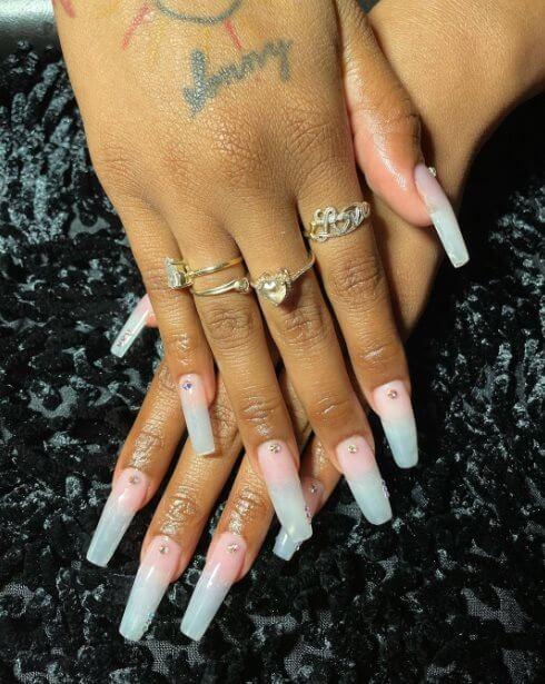 Diamond nail designs 2021