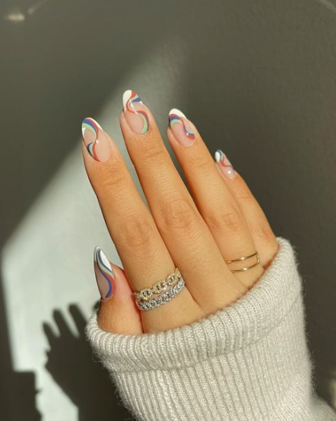Cute fall nails trend 2021