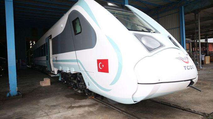milli elektrikli trenleri aselsanin milli kontrol sistemi yonetecek