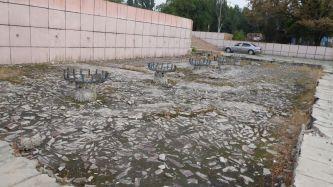 Erster Tag Bishkek: alles kaputt