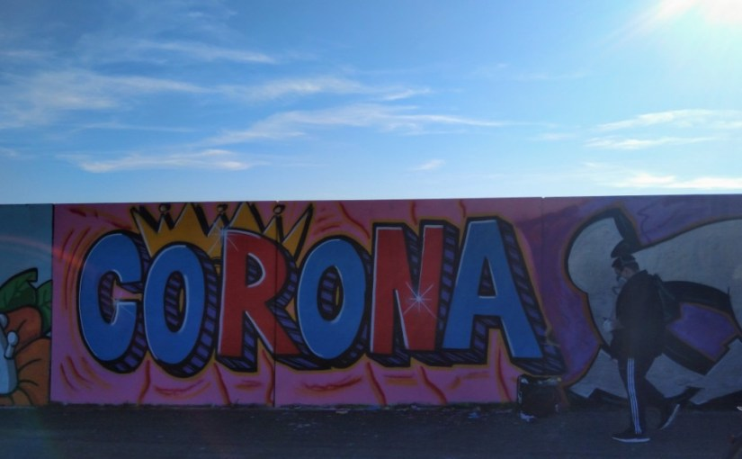 Corona, was sonst