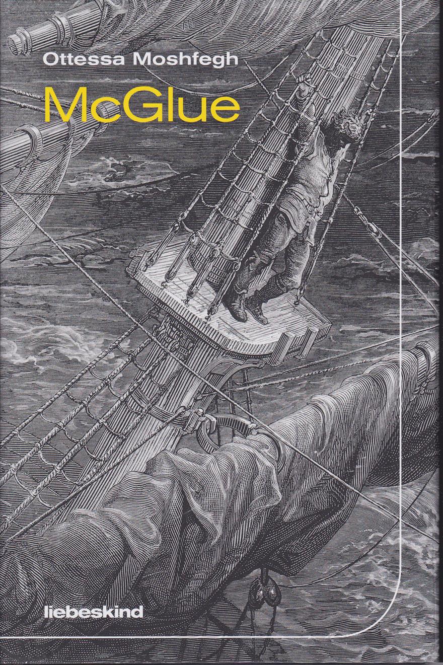 McGlue Buch