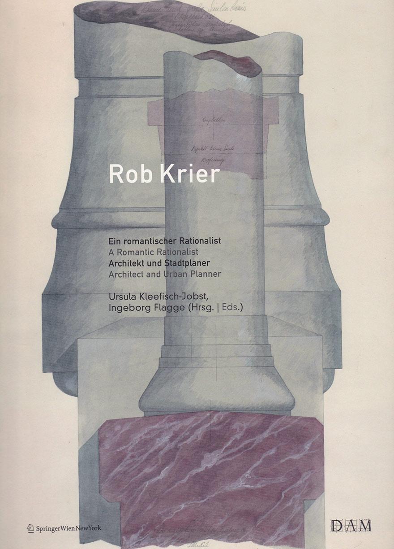 Rob Krier Sachbuch