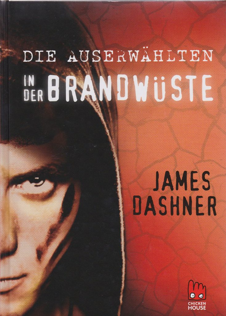 Die Auserwählten – In der Brandwüste book cover