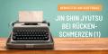 Jin Shin Jyutsu für den Rücken