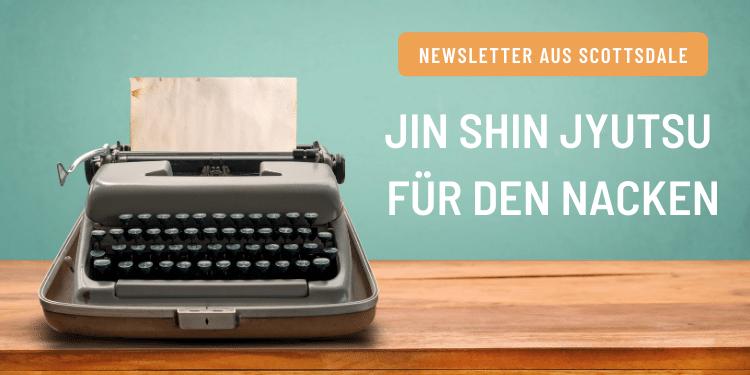Jin Shin Jyutsu für den Nacken