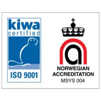 Anker Renhold er sertifisert iso 9001