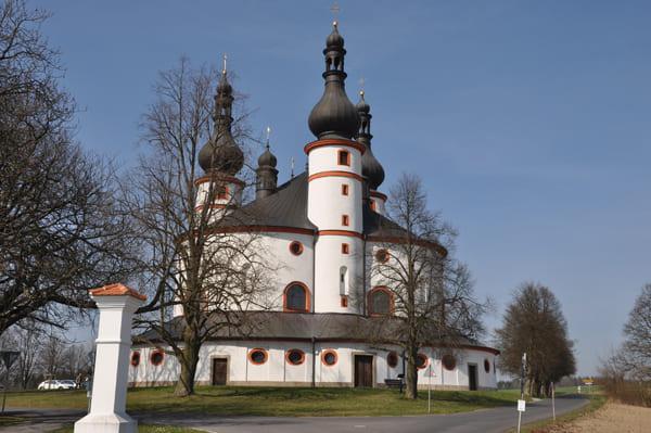 Dreifaltigkeitskirche Kappl in Waldsassen