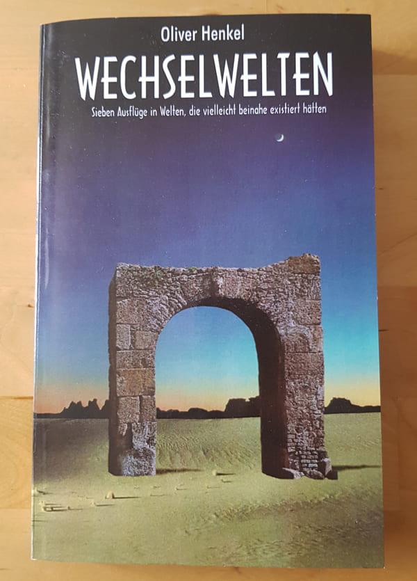 Buchcover von Wechselwelten