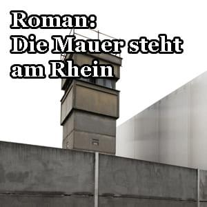 Top3 Die Mauer steht am Rhein