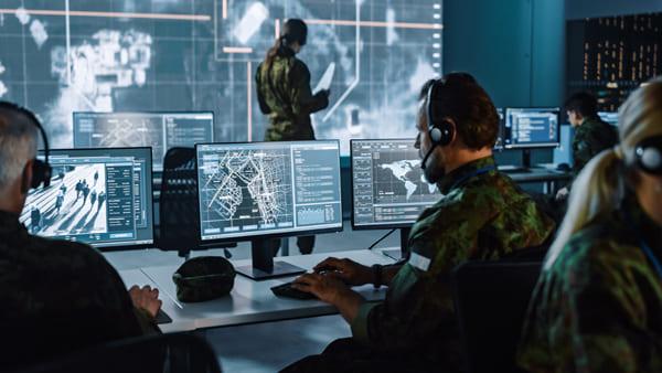 Beispielbild für Überwachung durch Geheimdienste