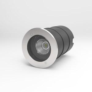 Ground Spot | 230V | 123mm | 16 Watt | 3
