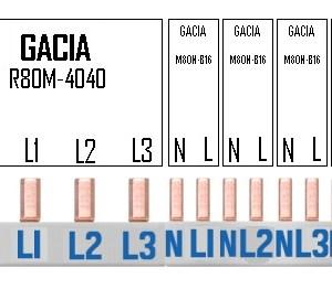 Kam 1ALS + 4INS (3F) GACIA