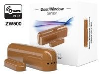 FIBARO Door/Window Sensor 2 Brown