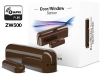 FIBARO Door/Window Sensor 2 Dark Brown